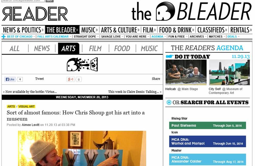 11.20.2013.  Chicago Reader.