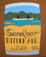 1. Sandbar Bitter Ale.