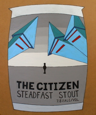 5. The Citizen Steadfast Stout.
