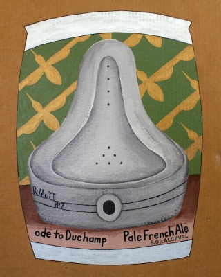 6. Ode to Duchamp Pale French Ale.
