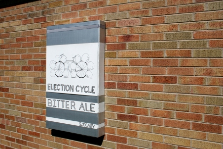 5. Election Cycle as beer label